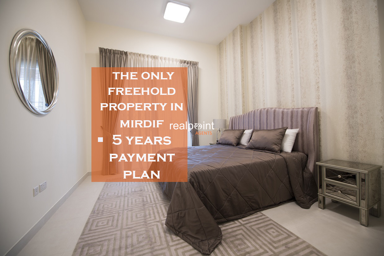 The Only FreeHold Property in Mirdif|Al Multaqa