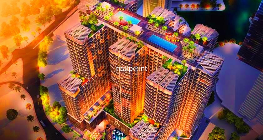 Last Plot in Jumeirah Lake Towers|Only 5% Booking