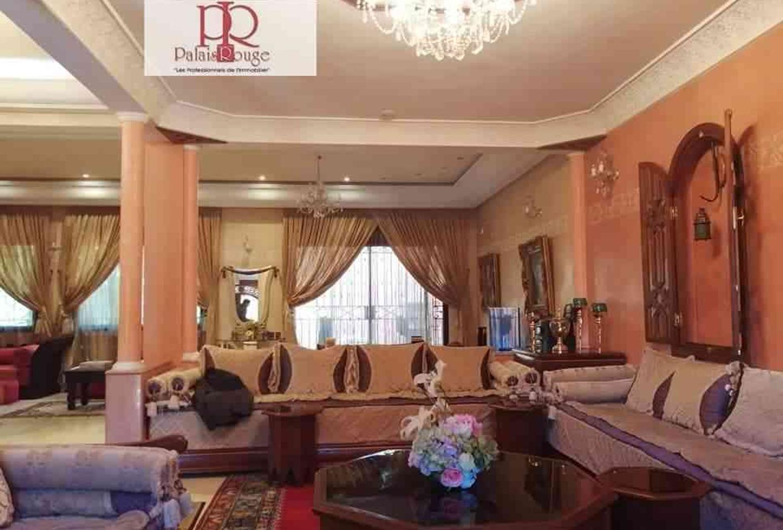 Villa à vendre Rabat Hay Riad