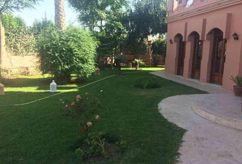 Villa à louer Marrakech Targa