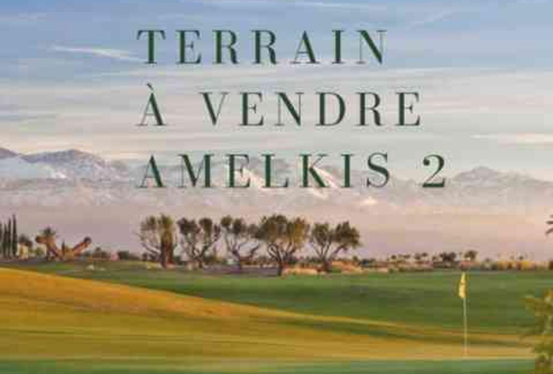 Terrain à vendre Marrakech