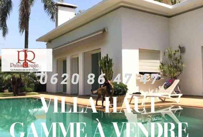 Villa à vendre Casablanca Quartier des Hôpitaux