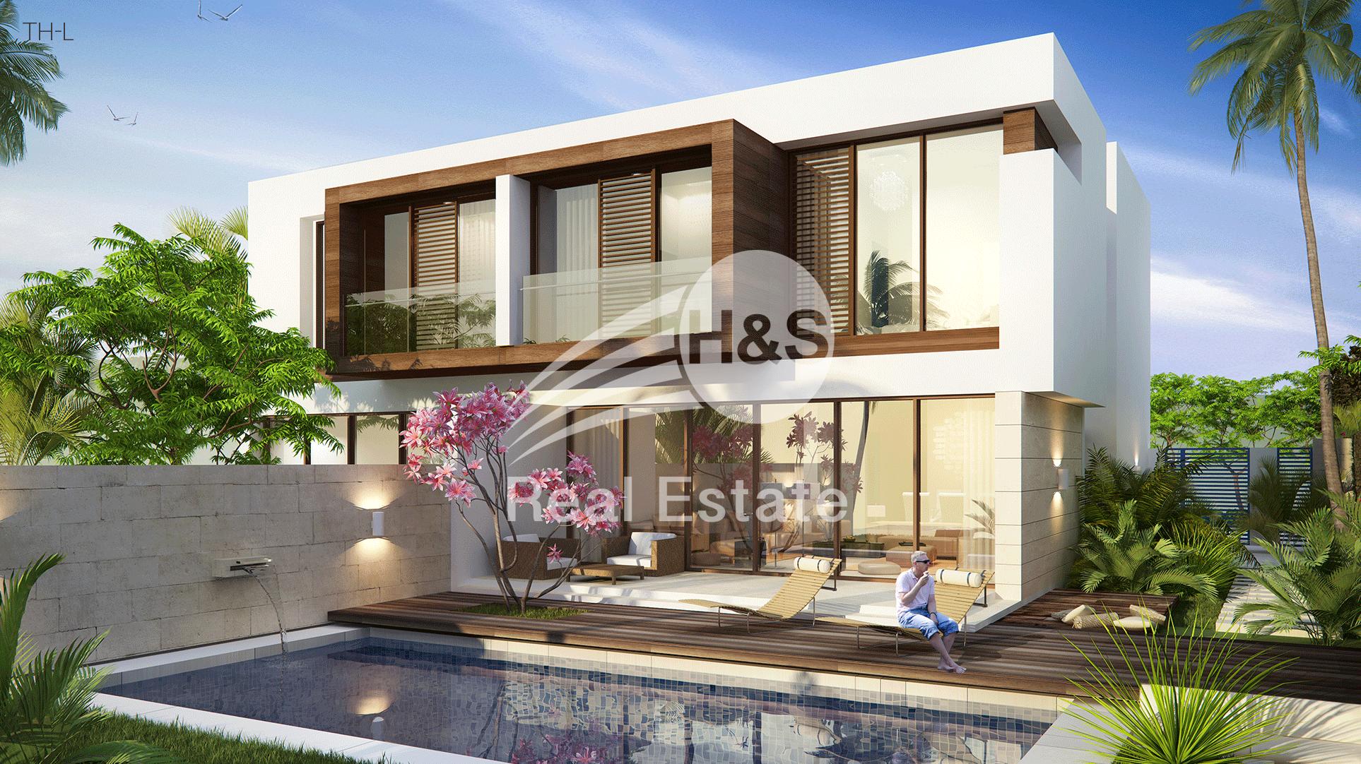 Limited Offer I Modern Design Townhouses-THL