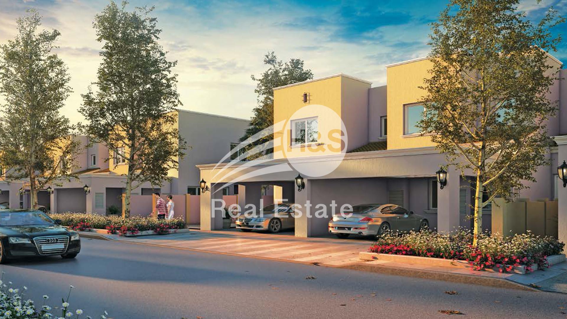 3 BR Huge Villas Starts 1.2 Mil. Register Now