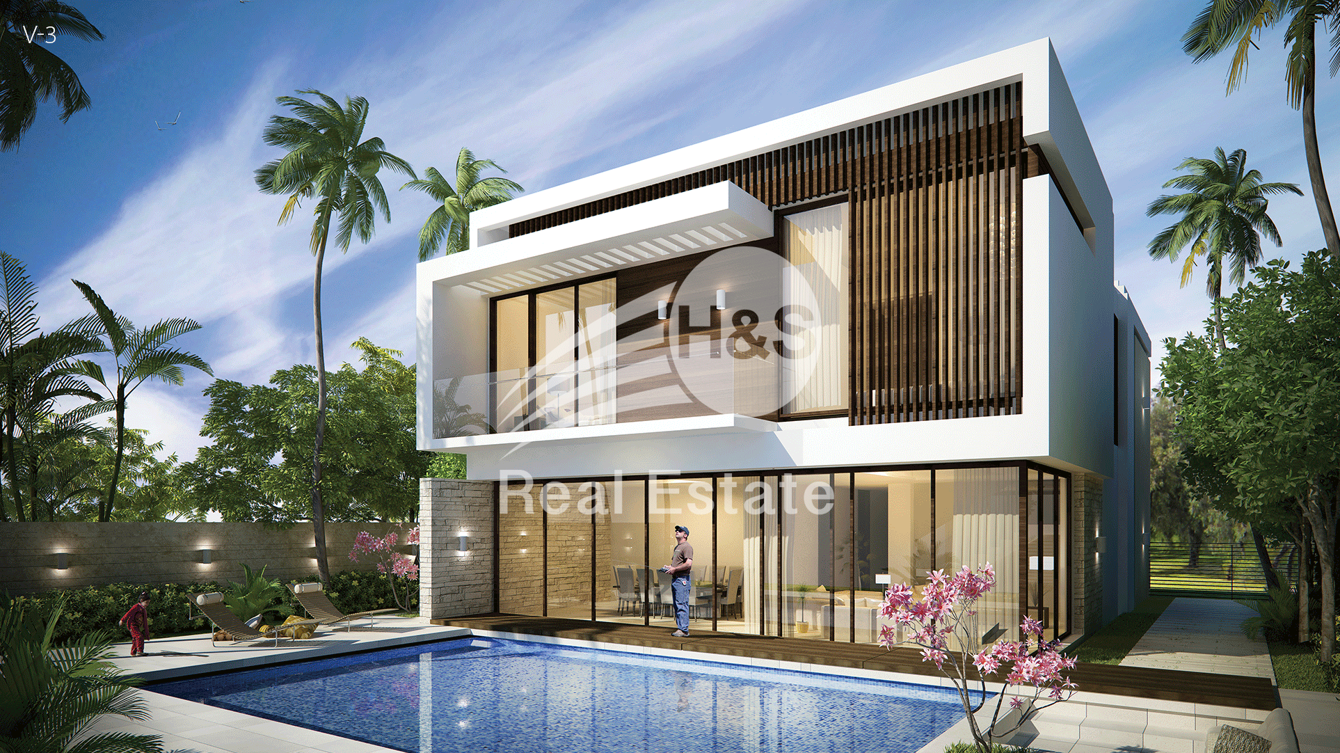 Modern Villas I Spacious 3 Beds @ Pelham