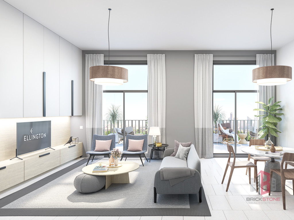 High Quality | Modern 1 Bedroom with Payment Plan
