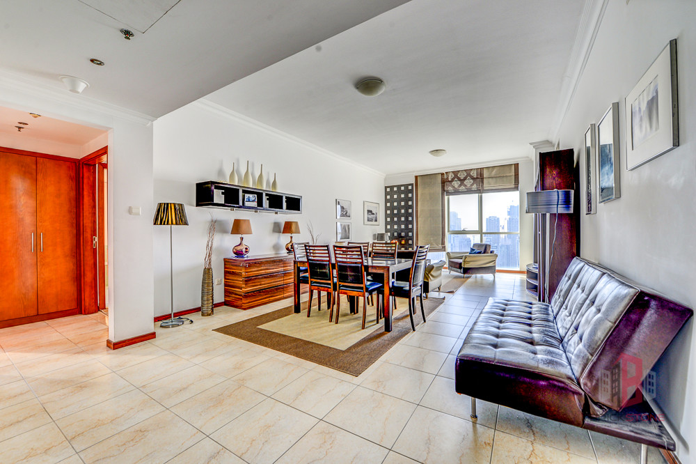 Bright and Spacious 2BR   Fully Furnished