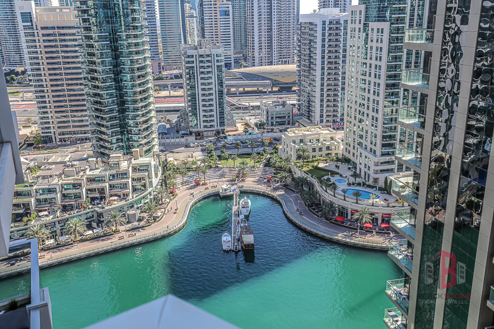 Gorgeous 2BR+Study | Marina View | Well maintained