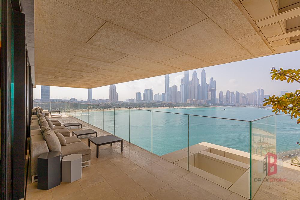Exceptional Penthouse I Panoramic Sea Marina Views