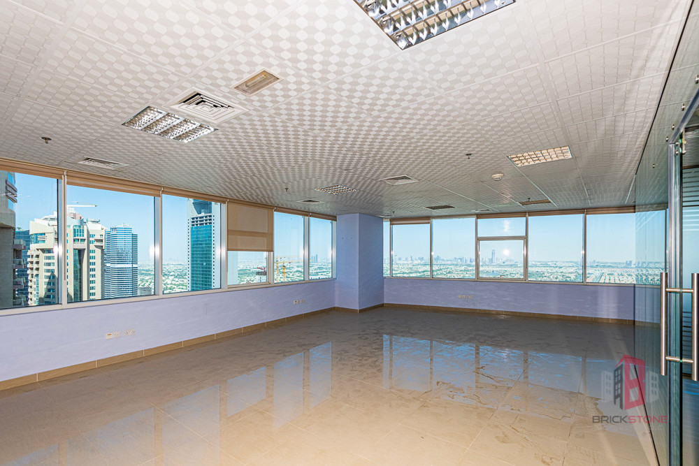 Fully Fitted Office with partitions | Vacant