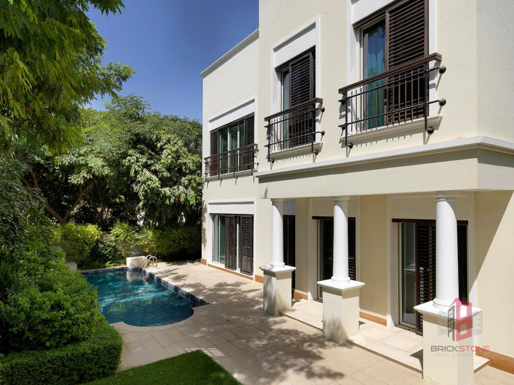 Mediterranean Villa   7 Bedroom plus basement