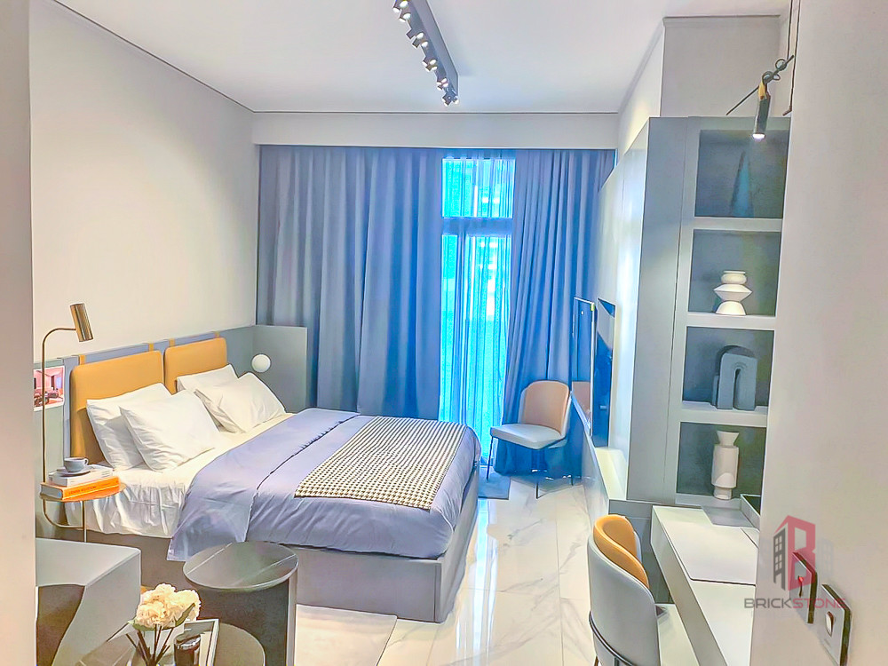 Fully Furnished Studio | Ready to Move in1 Months