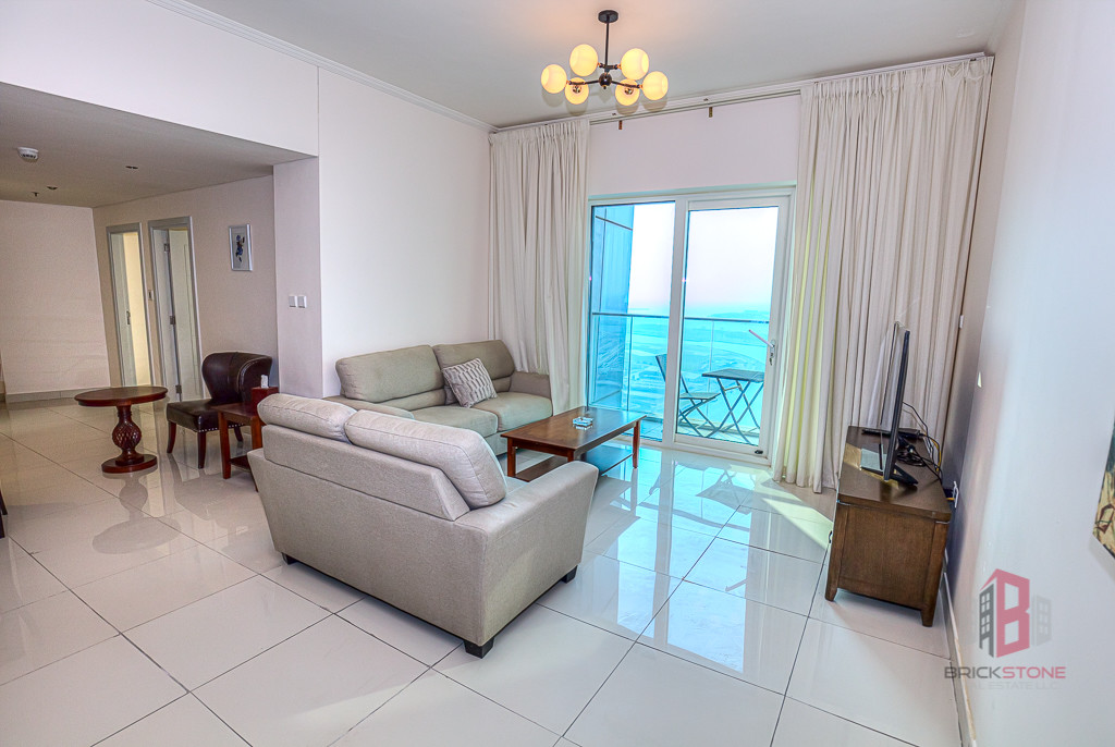 Modern 2BR | Stunning ocean view | Well Maintained