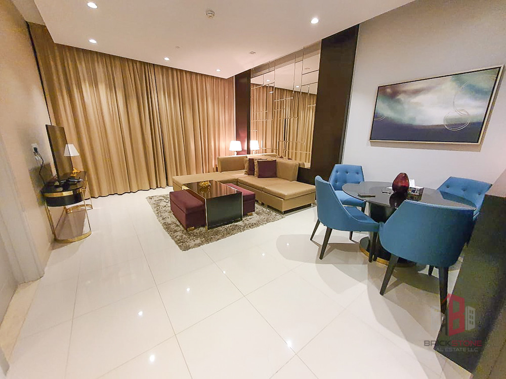 Fully Furnished 1 Bedroom   Close to Dubai Mall