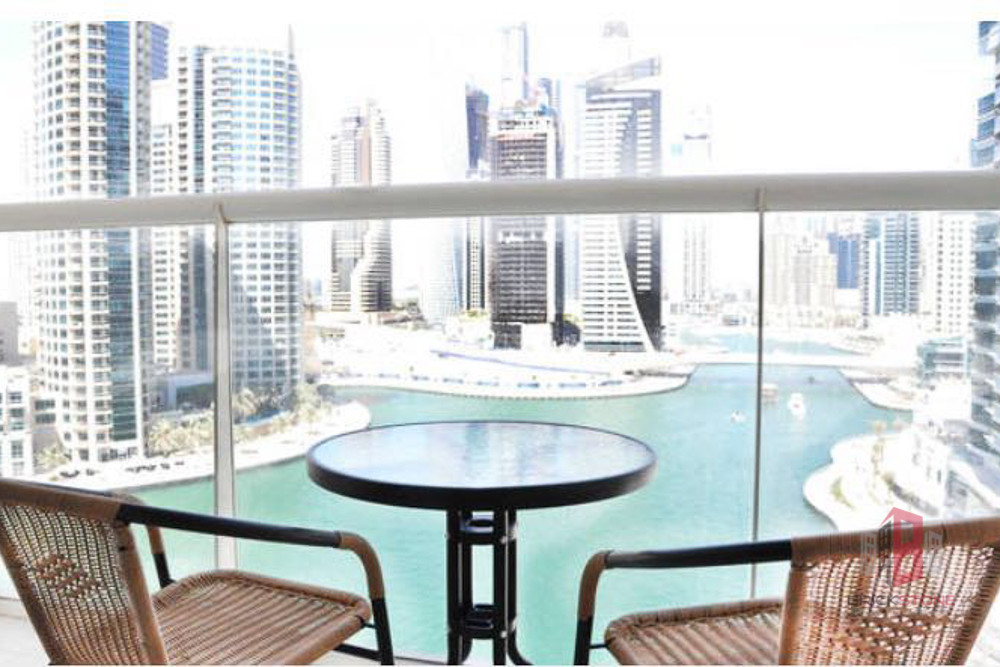Fully Furnished 1BR | Ready to move in now