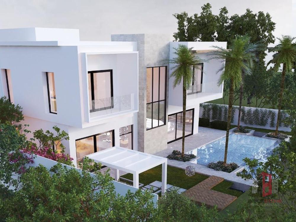 6 Bedroom Contemporary Luxury Villa for Sale