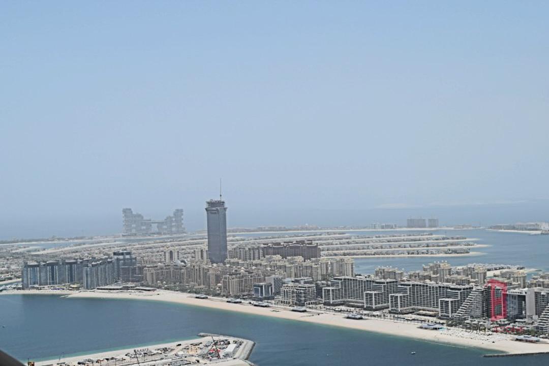 Luxurious 4BR penthouse | Full Sea Views | Elite