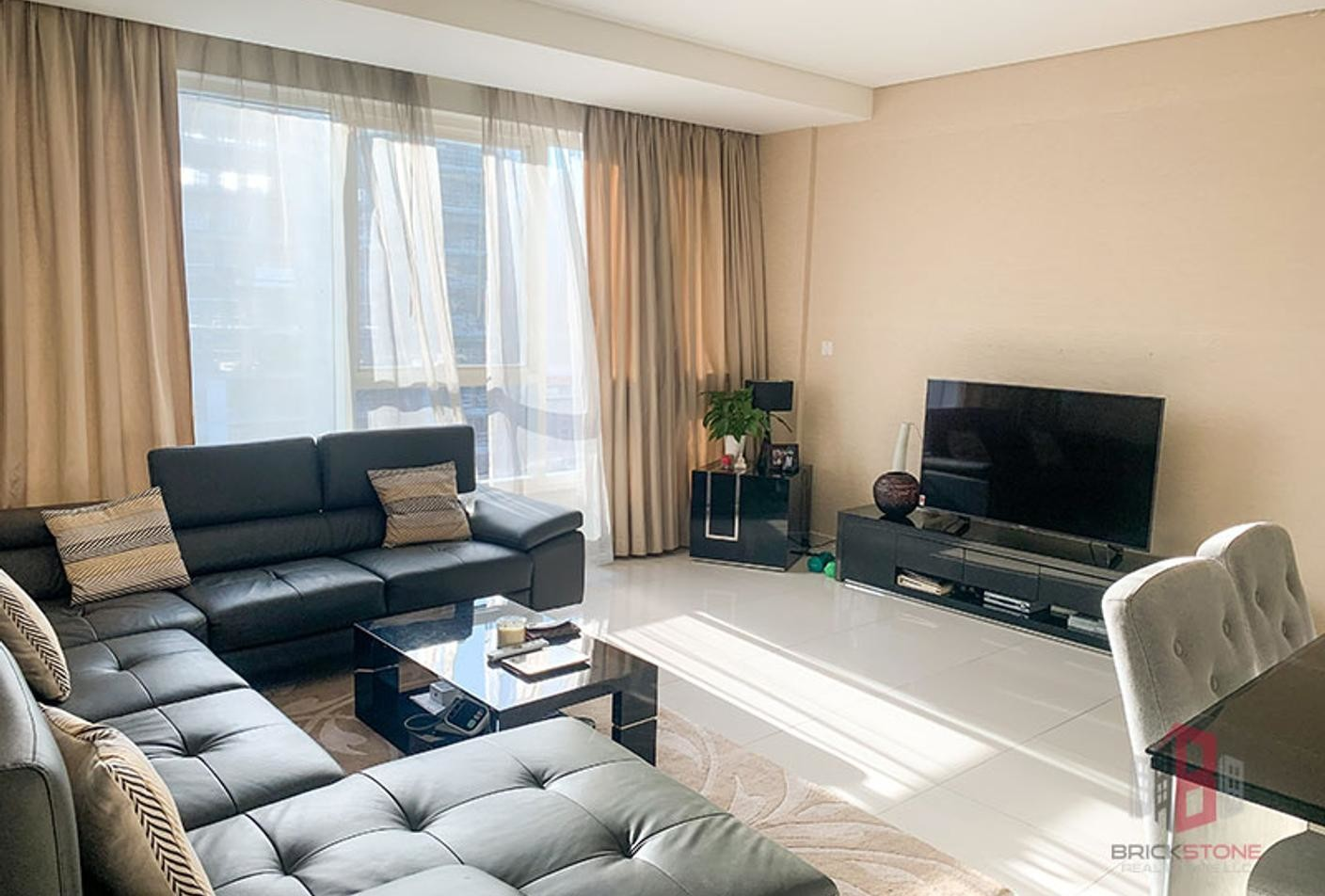 High Floor | 2BR | Fully Furnished | City View