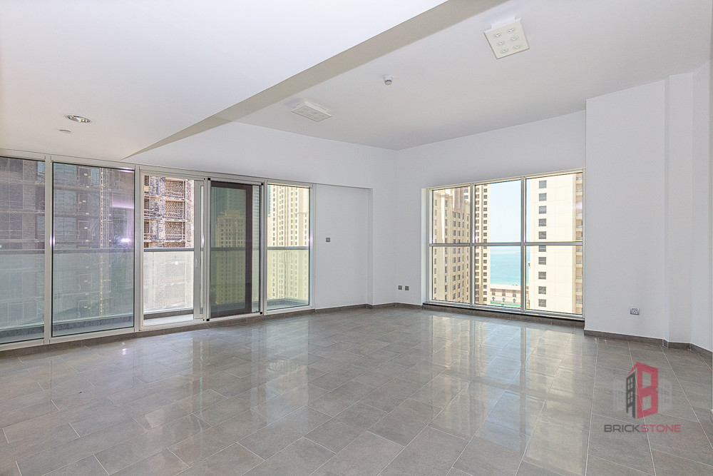 Brand New 2 BR with Full Marina View Chiller Free