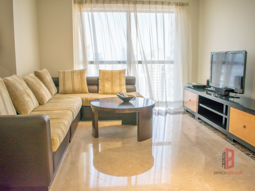 Chiller Free | Furnished 2BR | Palm + Marina View