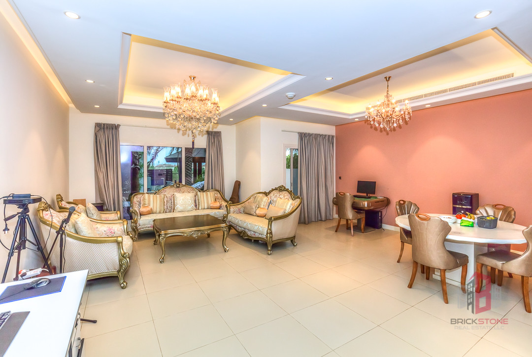 Exclusive 3BR+Maid Townhouse with Golf View