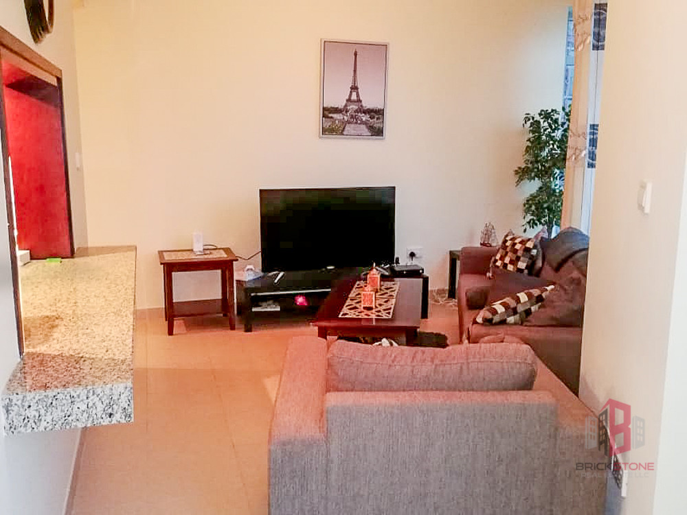 Fully Furnished 1BR   Well maintained   High Floor