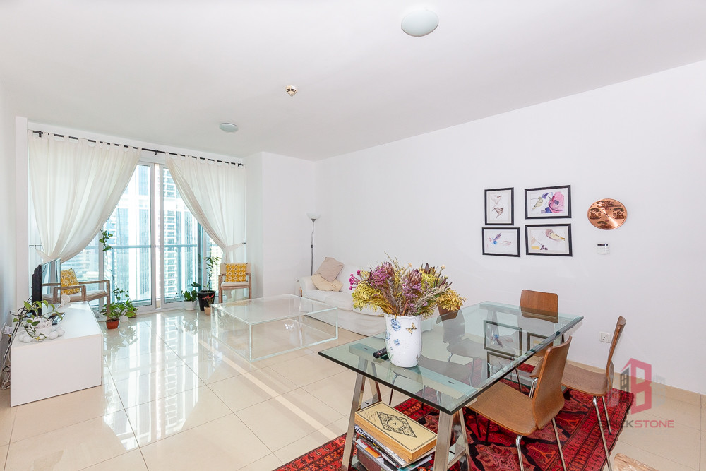 Rare Furnished 1 Bedroom with Lake view