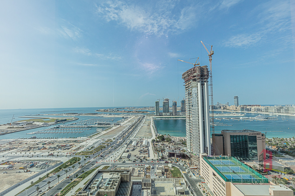 Luxury 2BR | Panoramic Sea Views | Well maintained