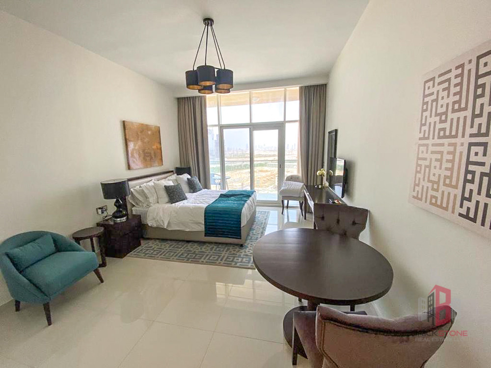 Brand New Fully Furnished Studio | Ghalia Tower