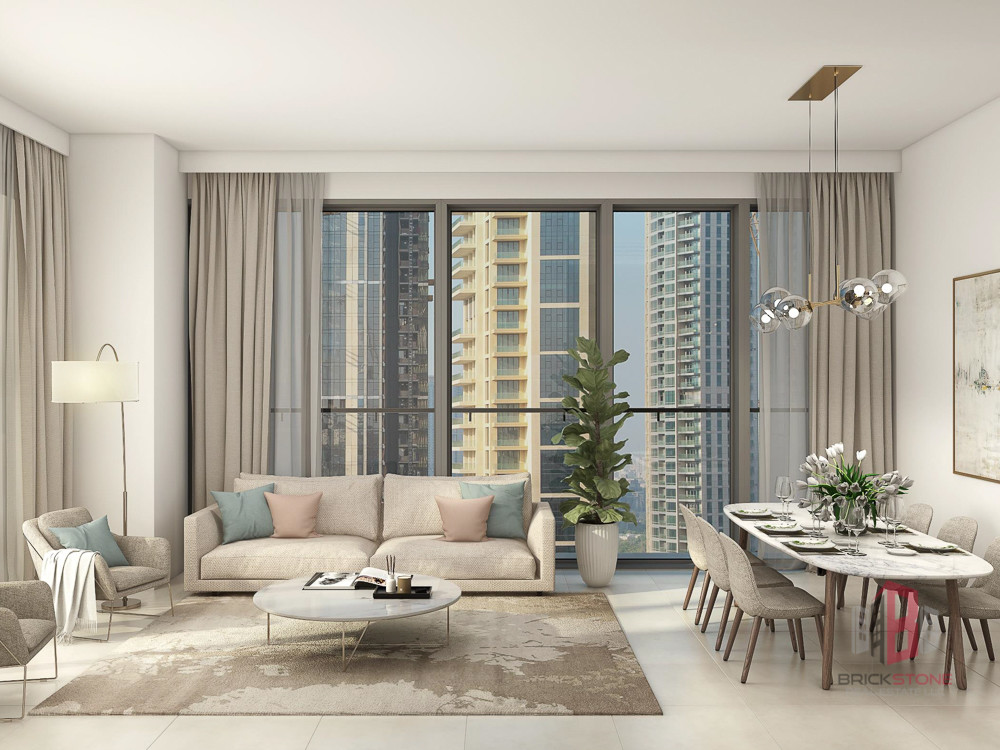 Resale Luxury 1BR | Downtown Living I Off Plan