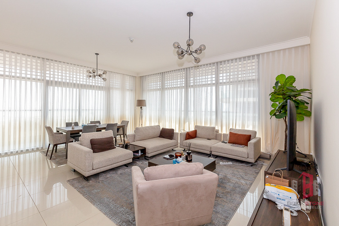 3BR | Bright And Spacious | Luxurious Amenities