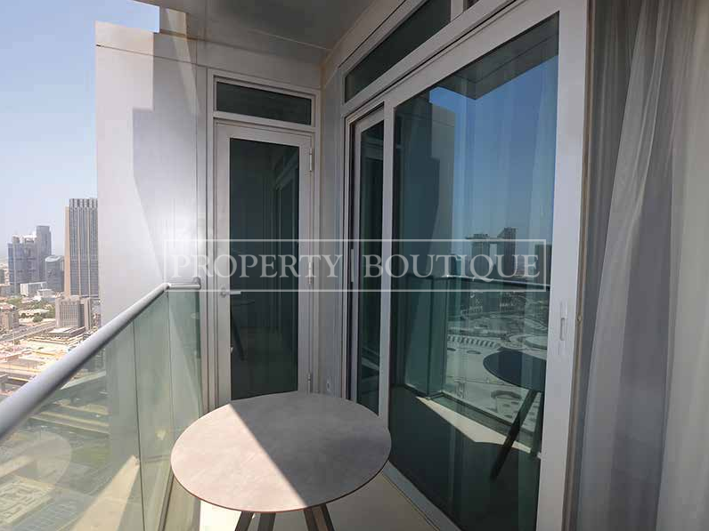 Vacant | Serviced 3 Bed | Burj and Fountain Views