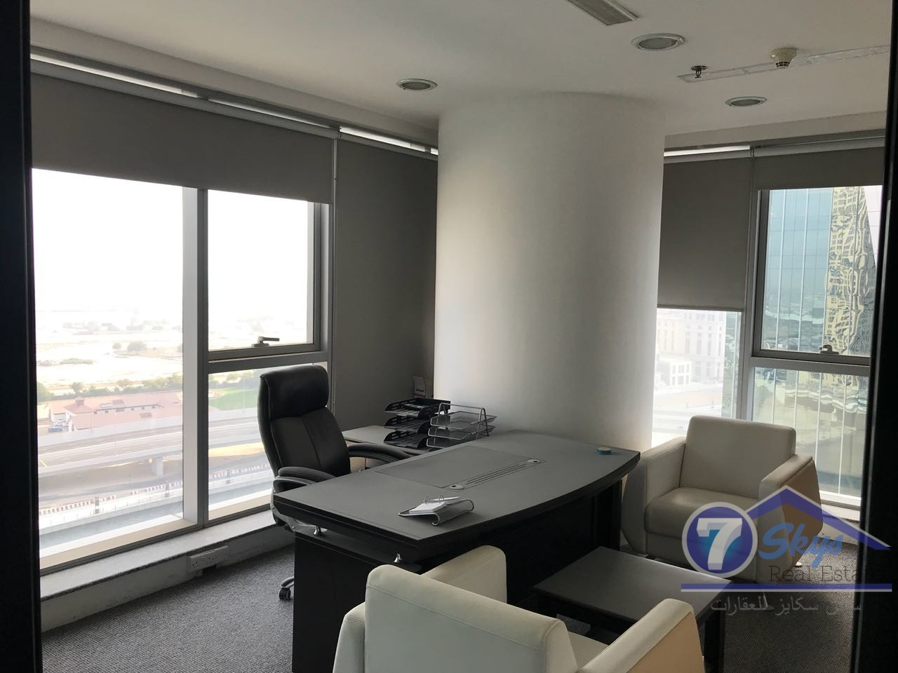 lake-view-office-in-citadel-tower-for-sale