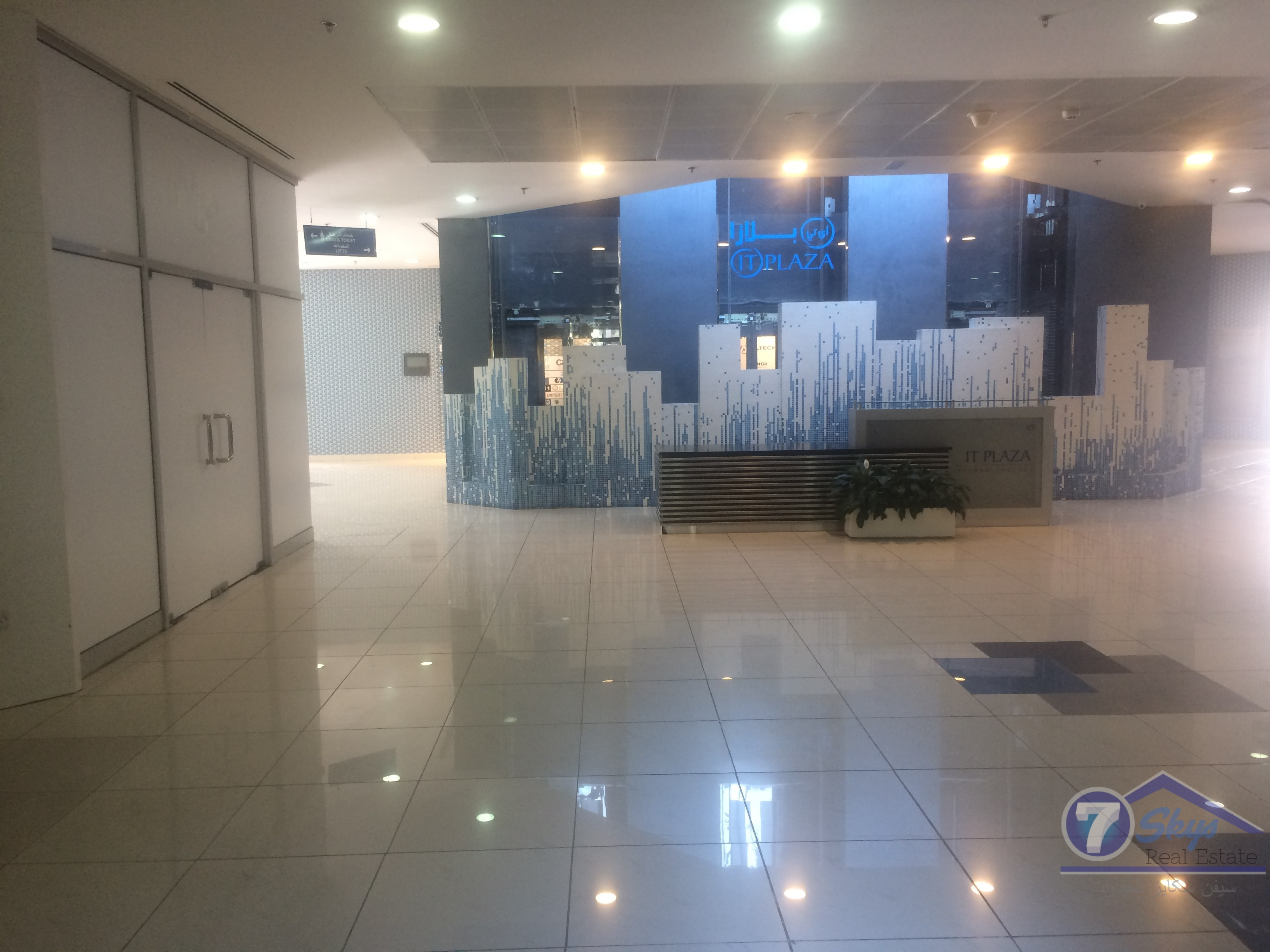 good-deal-vacant-office-for-sale-it-plaza-in-dso