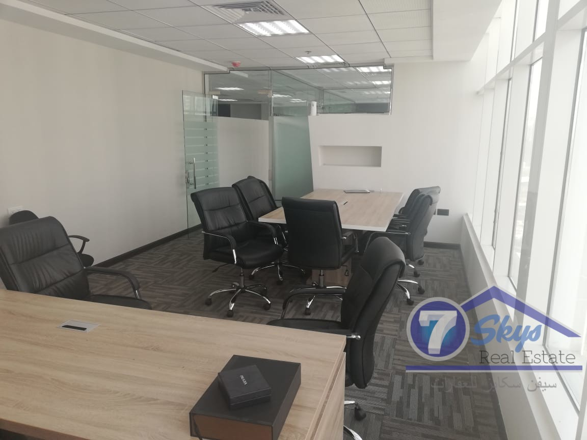 furnished-office-clover-bay-on-higher-floor