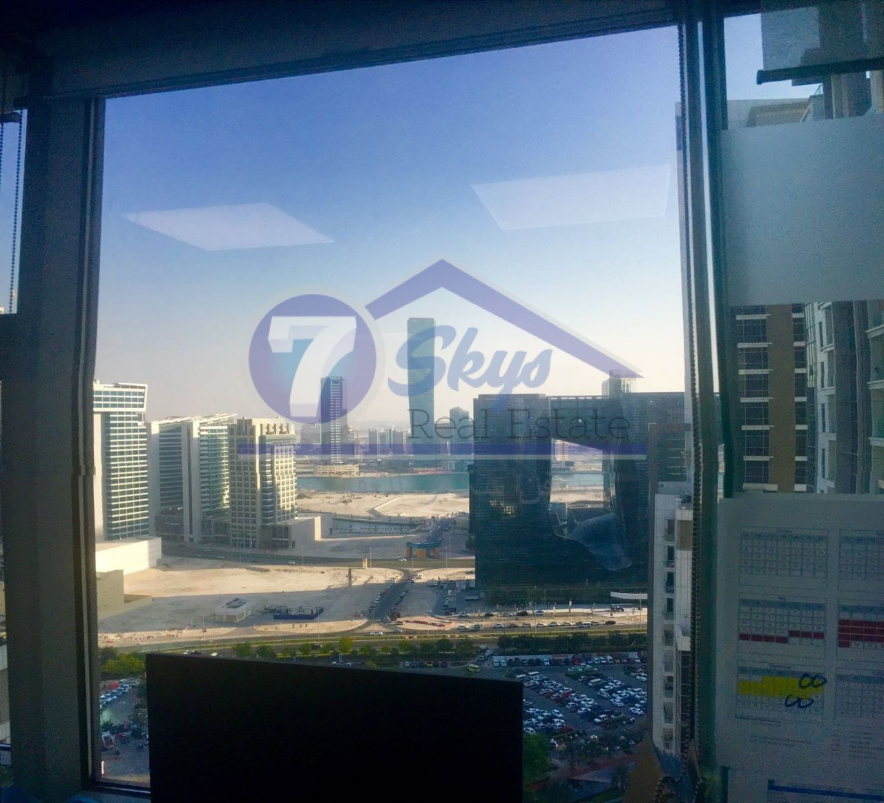 distress-deal-office-for-sale-in-aspect-tower-with-partition