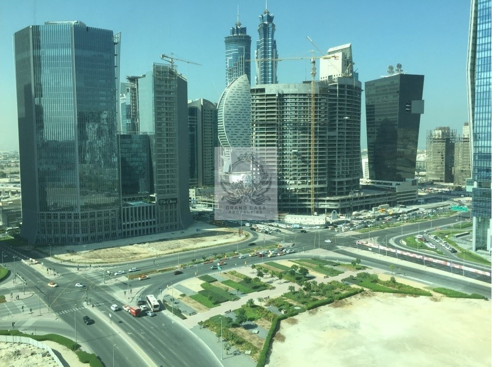 stunning-burj-khalifa-view-shell-and-core-office-in-the-binary