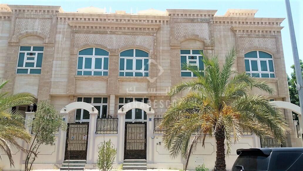 Abu Dhabi, Al Mushrif,