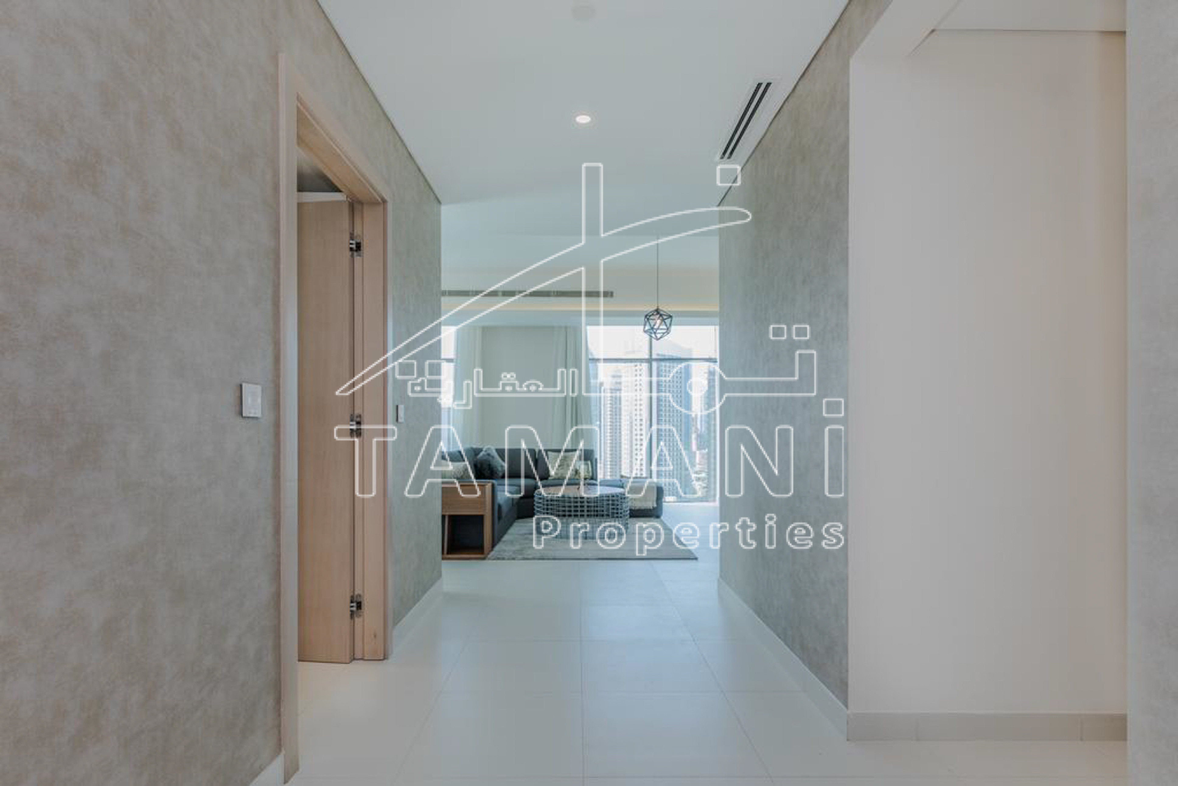 1 Month Free | Upgraded Fully Furnished | Brandnew - Mada Residences by ARTAR