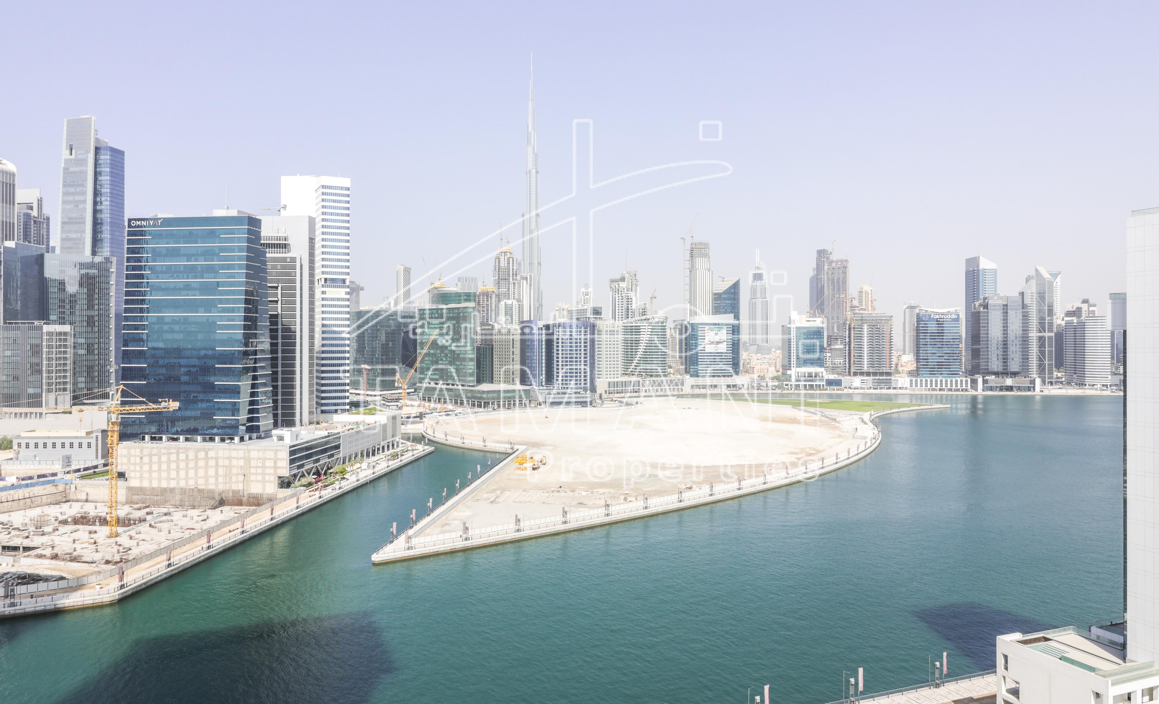 Full Lake and Burj Khalifa View 4 Checks – The Atria