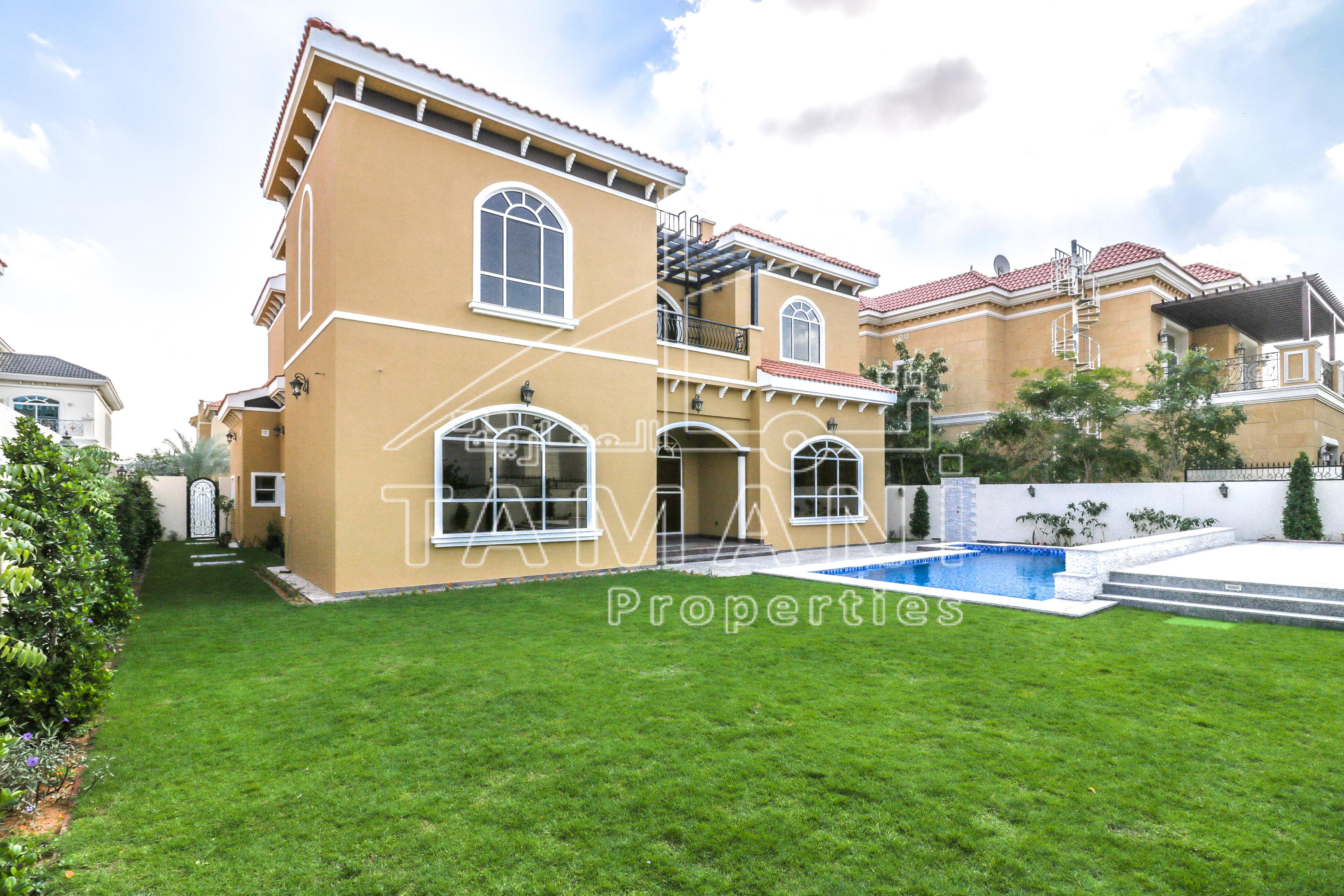 2 Brand New High Quality Villas Next to Each Other - Hacienda
