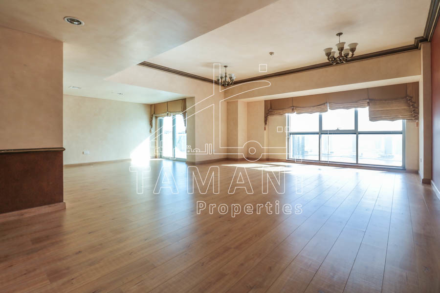 2200-Sqft 3Bed Tower H High Floor Vacant - Executive Towers