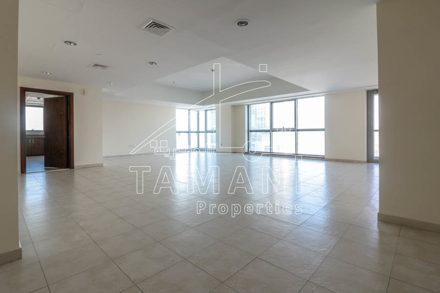 BRIGHT & BIG 4BR | HIGH FLOOR | SEA VIEW - Executive Towers
