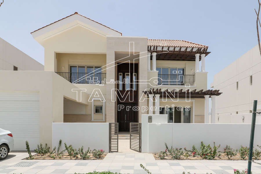 Great Value 4Bedroom Mediterranean Villa – District One