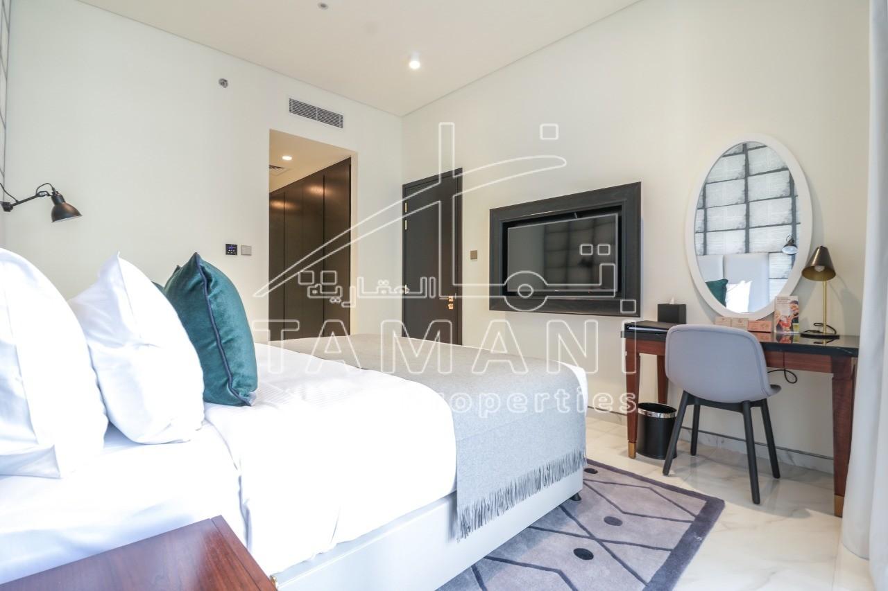 Brand New Luxury 1 Bedroom Hotel apartment - The Atria
