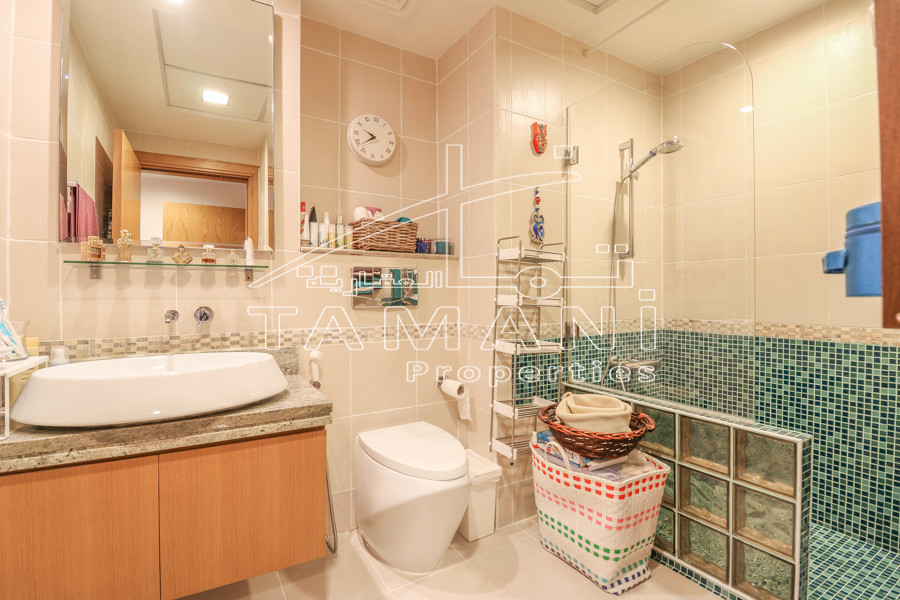 Furnished|Duplex 3br+maid|Private garden – Executive Towers