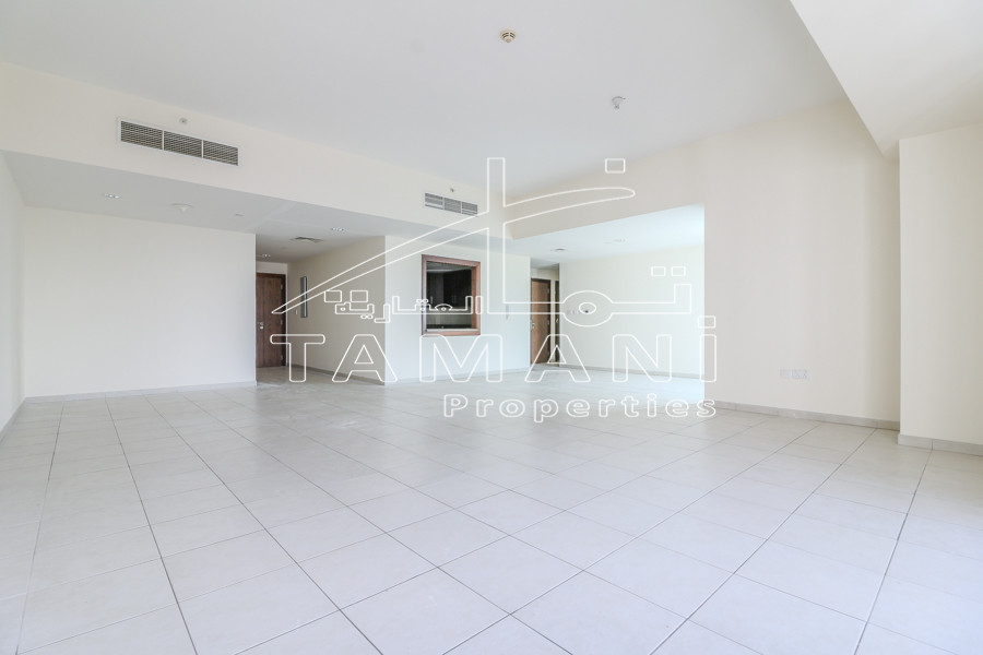 3Br+maid | 2200 sq.ft | Best Layout - Executive Towers