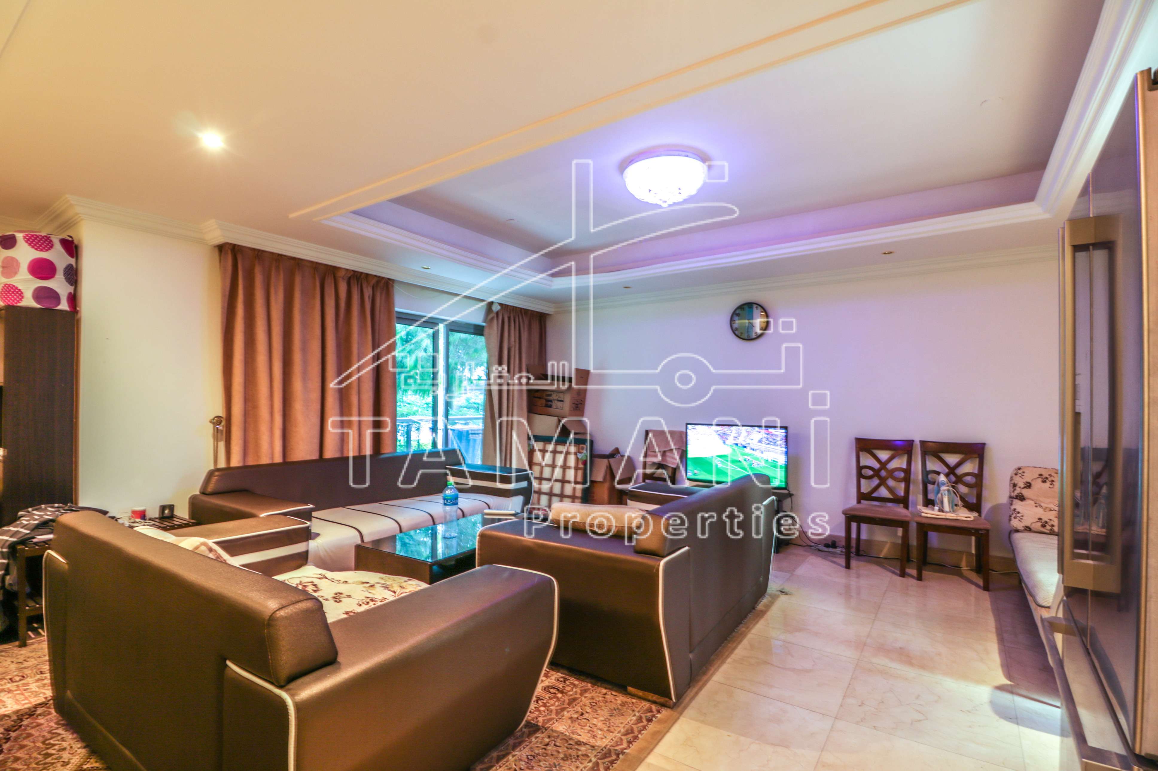 Simplex Podium Villa | Maximum Privacy | 3Bed+M – Executive Towers