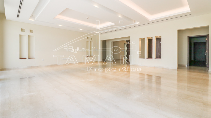 6 Bed Room Modern Arabic Near The Lagoon - The Residences at District One