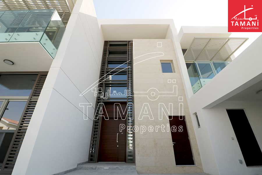 Brand New 4BR Contemporary Villa + Maid's -